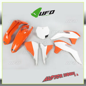 KIT PLASTICHE KIT UFO PLAST KTM SX - SXF / 2013 - 2015 ARANCIO KTKIT515-999W