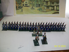 Wargame soldiera 30MM Old Guard Franch