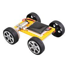 Solar Powered Car Early Science Education Toy Kids Intelligence Development