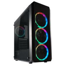 Gaming PC AMD Ryzen 7 3700X  8x4,4GHz  RTX 2080Super M2PCIe SSD WIFI Blue Gamer