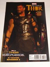 MARVEL COMICS THE MIGHTY THOR #700 MOVIE VARIANT COVER