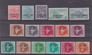 india 1954/62 Sc M56/61 military,Sc 1/10 vietnam.. sets MNH  r1642