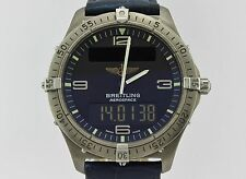 Breitling Aerospace Quartz Titanium E56062