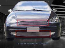 00-04 Ford Focus Billet Grille Grille Combo Insert Fedar