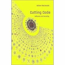 Cutting Code: Software and Sociality (Digital Formations), Good Condition Book,