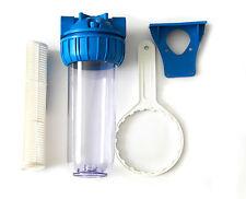 Wasserfilter Wasser Hausfilter Pumpenfilter Pumpe-Vorfilter 5000 Anschluss-1/2 .