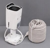 Lorex LNB8005-C 4K IP 8MP Bullet Security Camera with Cable