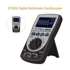 ET826 Inteligent Oszilloskop Multimeter Spannung Rücklicht Strom Tool