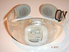 Nike Presto Digital Sparkle Clear Holiday Bracelet Watch 15-101 medium size RARE