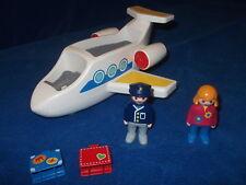 Playmobil 123 1 2 3 First Smile Flugzeug 6780 Raumschiff