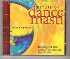 (HH587) Return of Dance Masti, Instant Karma, 12 tracks - 1999 CD