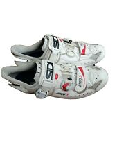 Sidi Ergo 3 Carbon Speedplay Cycling Shoes UK7 **only for speedplay cleats**