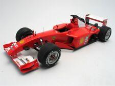 Mattel 1/18 F1 M. Schumacher HUNGARY 2001