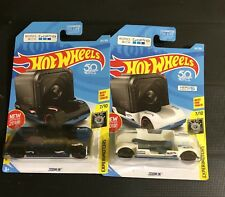 Hot Wheels ZOOM IN GoPro Hero Hero5 Session Camera Mount Car 1 Black 1 White