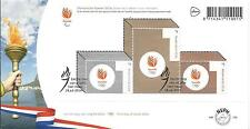 Nederland - FDC 735 Olympische Spelen