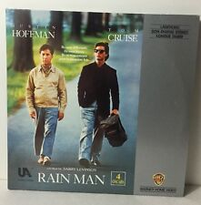 Laser Disc /Laser Disque Film Rain Man Hoffman Cruise Voir Photos