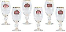 Stella Artois Glasses 15CL (smaller size) Set of 6 Belgium Brand New