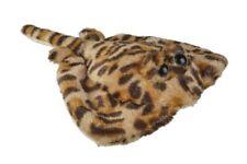 Ravensden Stingray Manta Ray Brown Mottled Plush Soft Toy 12cm FRS003R