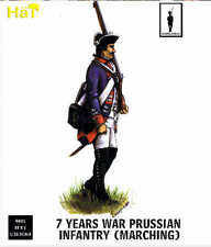 HaT 1 32 7 Years War Prussian Infantry (marching)