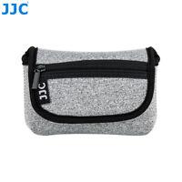 JJC Neoprene Compact Camera Pouch Case f Sony RX100 VA II/III/IV/V/VI,Ricoh GR