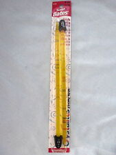 "Crafts KNITTING NEEDLES 1 Pair Susan Bates 8MM (11 US) 10"" Crystalites NIP (A)"