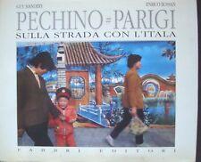 1989 G. MANDERY / E. BOSSAN - PECHINO PARIGI    L187
