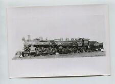 5x7  Santa Fe Railroad  Engine photograph Baldwin #3321 2-6-6-2