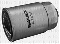 BORG & BECK FUEL FILTER FOR FIAT DUCATO DIESEL 2.5 62KW