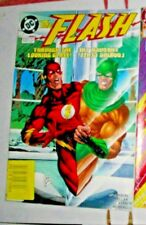 The FLASH 133 DC Comic JANUARY 1998 VF- modern age Millar /Morrison SEE MORE