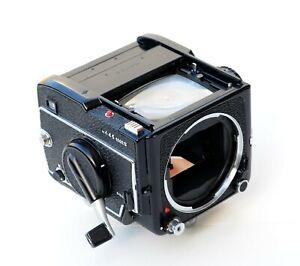 Mamiya M645 1000s - body with 120 film insert