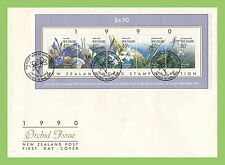 First Day of Issue Flowers Australian & Oceanian Stamps
