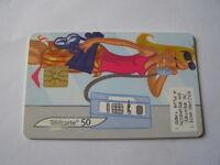 telecarte les petits gestes n°4 baignade 50u ref phonecote F1333C