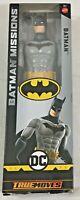 New Mattel True Moves DC Batman Action Figure Batman Missions