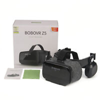 3D BOBOVR Z5 Virtual Reality Google Daydream View VR Headset For Samsung iPhone