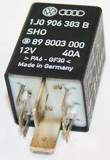 Relé de bomba de combustible número 409 Pin 8 VW Golf MK4 Bora Sharan NO 409 1J0 906 383 B