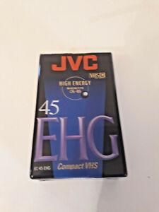 JVS EHG Compact 45 - VHS-C Videokassette für Camcorder OVP