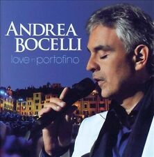 Love in Portofino by Andrea Bocelli (CD, Oct-2013, 2 Discs, Verve)