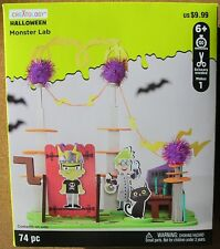 Creatology Halloween Monster Lab 74 piece Foam Kit  NIP