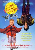 The Little Vampire (2000 Jonathan Lipnicki) DVD NEW