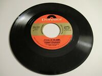 Tommy Edwards: It's All In The Game / Love Is All We Need / 45 Rpm 1958