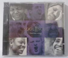 Soul II Soul - Time For Change CD 1997 RnB Swing House Dub Acid Jazz Downtempo