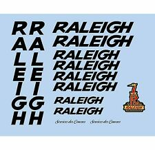 Raleigh Bicycle Decals-Transfers-Stickers #3