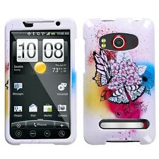 Butterfly Paradise Case Phone Cover Sprint HTC EVO 4G