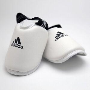 NEW adidas Taekwondo Karate Instep Guard Foot protector MMA Pad Sparring Gear