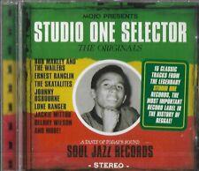 Studio One Selector new/sealed cd - Skatalites, Gaylads,Bob Marley,Eternals +