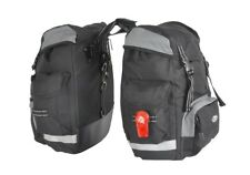 Premier Pannier Bags Pair 18 Ltr Medium Black/Grey