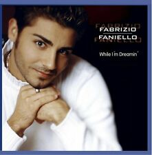 Fabrizio Faniello - CD Album WHILE I´M DREAMIN` - Eurovision