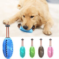 Dog Toothbrush Chew Stick Cleaning Toy Silicone Pet Oral Dental Care Toys