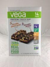 Vega Protein+ Snack Bar Variety Pack - (14 Bars) - Exp 1/19