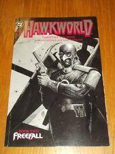 Hawkworld Book 2 Freefall DC Comics (Paperback)